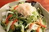 大根と揚げ湯葉のサラダ