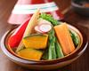 ビタミン野菜の蒸ししゃぶ