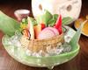 農園野菜の豆乳バーニャカウダー