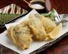 季節の天ぷら 牡蠣