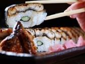 名物 うなぎの棒寿司
