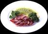 雲南宣威ハムの冷菜