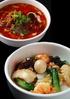 中華丼&ハーフ刀削麺