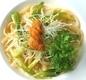 知床産生ウニのクリームスパゲッティー