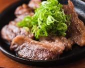 牛バラ肉の鉄板焼き