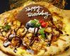 ≪誕生日・記念日に≫ バースデーデザートピッツァ
