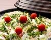 白菜とプチトマトと 国産豚バラの蒸焼鍋