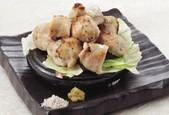 筑波鶏胸肉の炭火炙り焼き