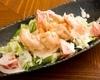 海老マヨのサラダ