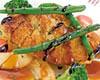 豚ロース肉のミルフィーユカツレツ スイートバルサミコソース
