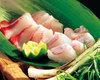 鮮魚のお造り5種盛り合せ