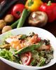 サラダ 牛肉のたたきチョレギサラダ