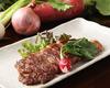 肉 国産牛カルビステーキアペティソース