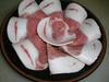 猪肉の石焼き