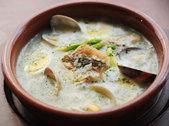 魚介のスープ仕立ドノスティア風