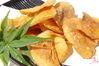 山芋のカリカリ