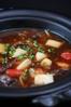 京野菜と牛肉のやわらか土鍋煮込み