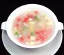 十寶湯 彩り野菜の海鮮スープ