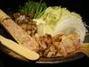 古白鶏の自家製水炊き鍋
