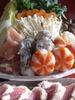 ≪砂場彩々鴨団子鍋≫