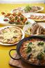 ピザ&パスタのたっぷりコース