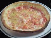もちと明太子の博多ピザ