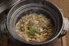 季節の炊きこみ土鍋ご飯