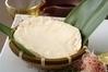 秋田産の大豆を使った手作りざる豆腐