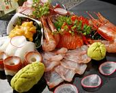 鮮魚のお刺身盛り合わせ