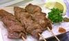 天元豚串焼き タン串