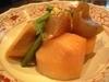 里芋とこんにゃくの含め煮