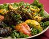 シェフおすすめの野菜グリル