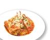 渡り蟹のトマトクリームスパゲッティーニ