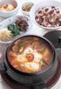 盛岡純豆腐チゲランチ