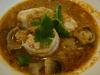 海老のスパイシースープ