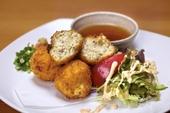 ヘルシー島豆腐コロッケ