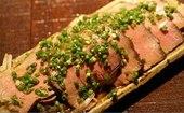 ローストビーフ藁焼き