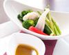 温野菜のサラダ仕立て バーニャカウダ風