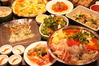 魚介のトマト鍋・地中海ブイヤベースコース