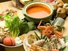 海鮮和風トマト鍋コース