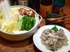 牡蠣鍋 チゲ又は味噌をお選び下さい