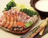 鶏と魚貝の塩ちゃんこ鍋