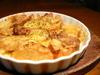 明太ポテトチーズ焼き