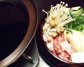 桜姫鳥の鶏スキコース