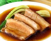 豚バラの醤油煮込み