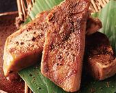 仙台名物牛タン焼き