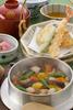 季節の釜飯 天ぷらセット