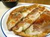 豚バラと山芋の葱チヂミ