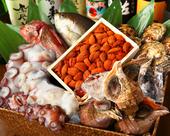日替わり鮮魚のオススメ