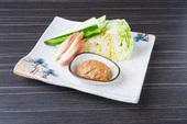 力士味噌野菜